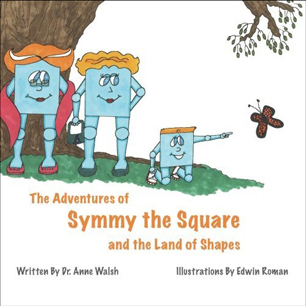 Symmy The Square book cover