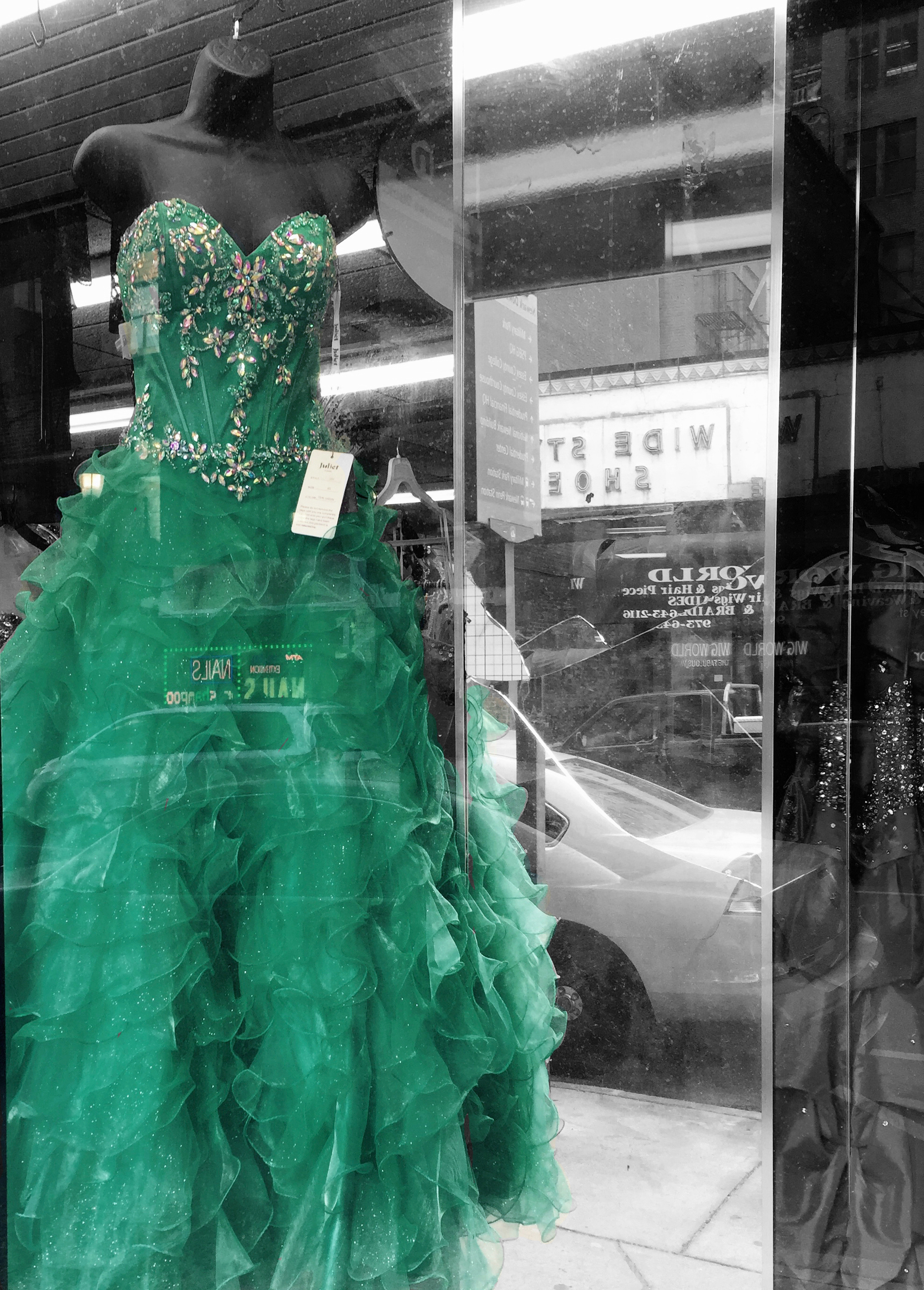 The Green Gown